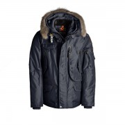 Herr Parajumpers Right Hand Parka Dunjacka Dark Blå..